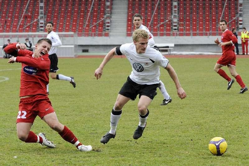 KSV Hessen - FC Heidenheim: Sebastian Gundelach