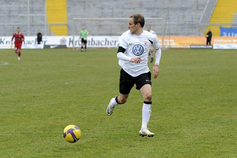 KSV Hessen - FC Heidenheim: Rene Ochs