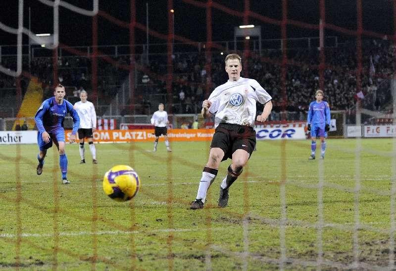 KSV Hessen - SV Darmstadt 98: Thorsten Bauer