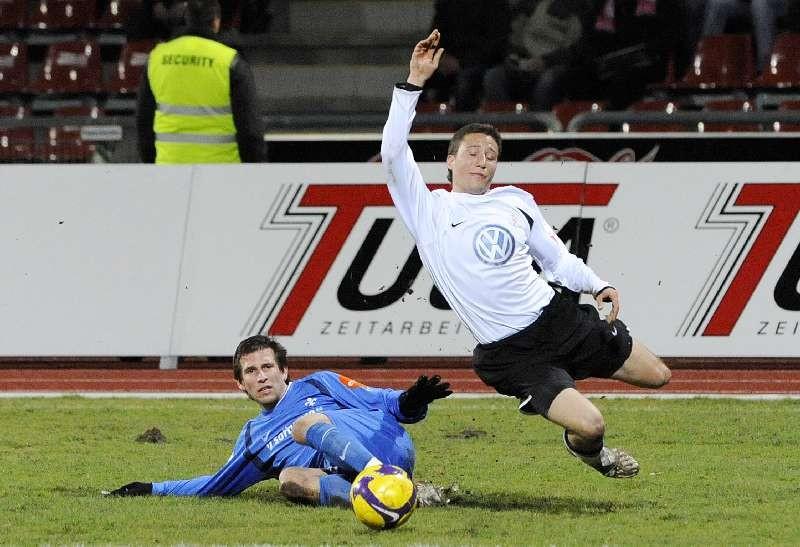 KSV Hessen - SV Darmstadt 98: Florian Heussner
