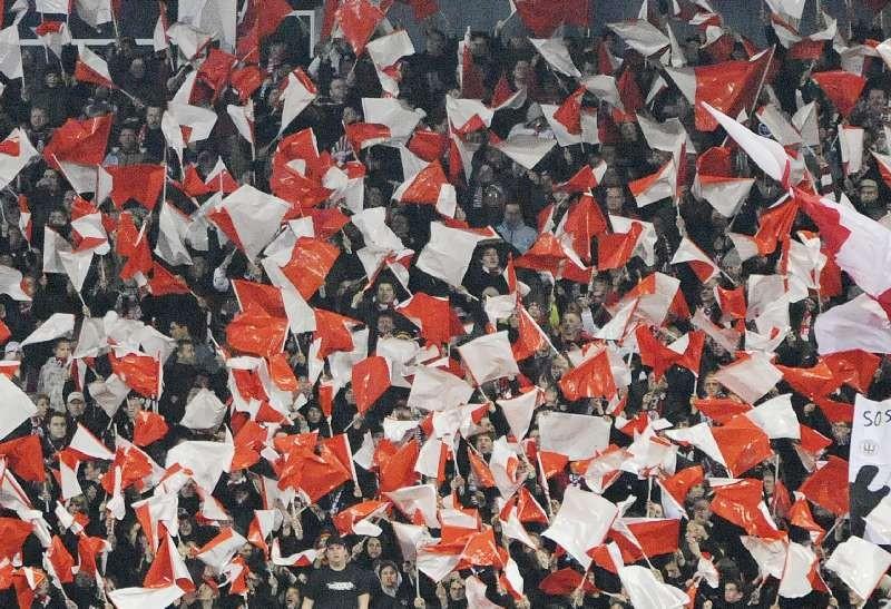 KSV Hessen - SV Darmstadt 98: Fanblock
