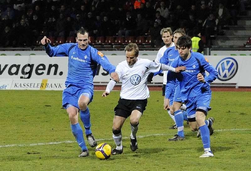 KSV Hessen - SV Darmstadt 98: Rene Ochs