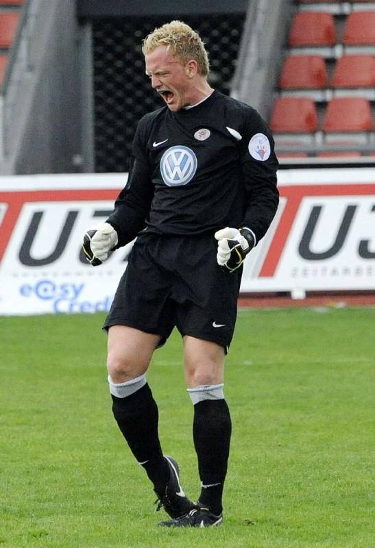 KSV Hessen - SpVgg Unterhaching II: Dennis Lamczyk