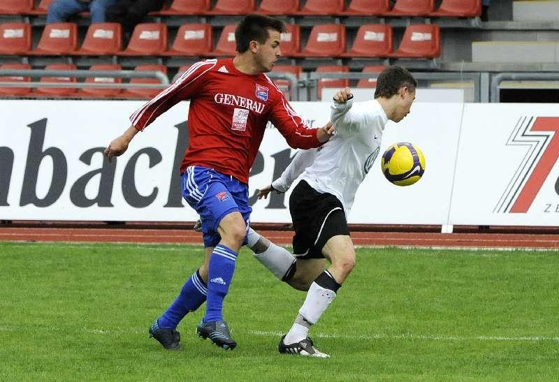 KSV Hessen - SpVgg Unterhaching II: Florian Heussner