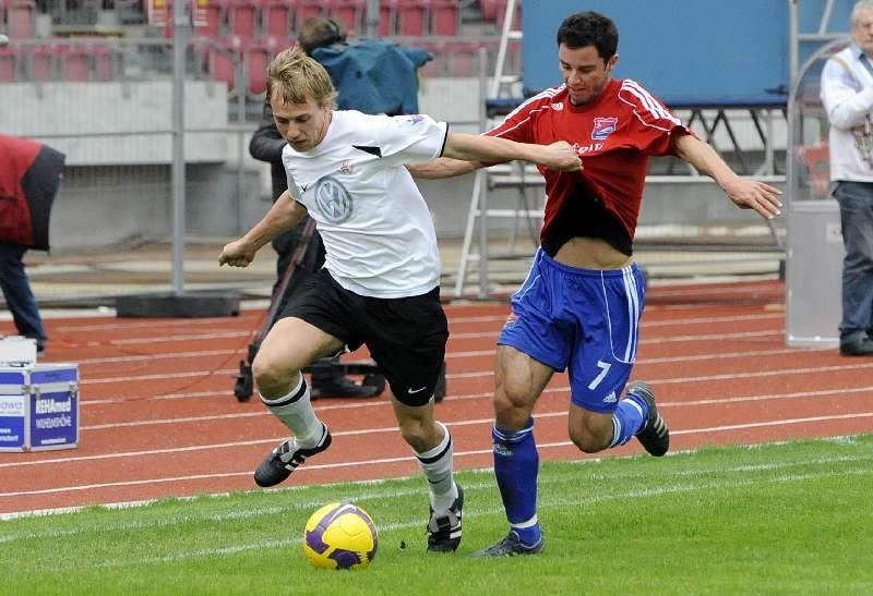 KSV Hessen - SpVgg Unterhaching II: Dennis Tornieporth