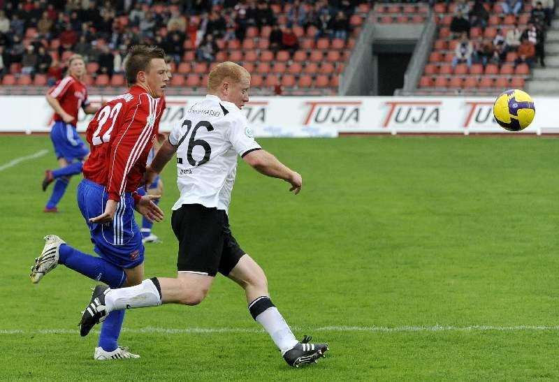 KSV Hessen - SpVgg Unterhaching II: Sebastian Busch