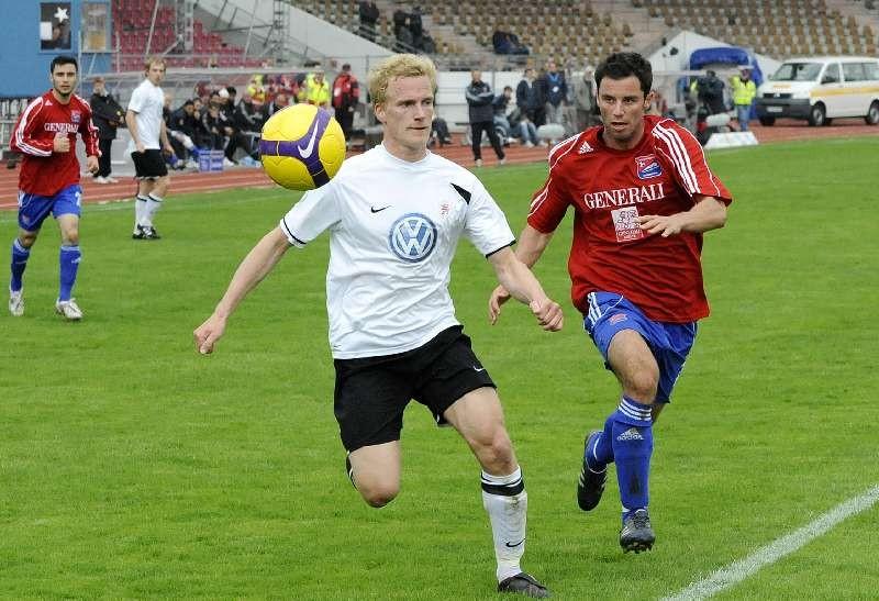 KSV Hessen - SpVgg Unterhaching II: Sebastian Gundelach