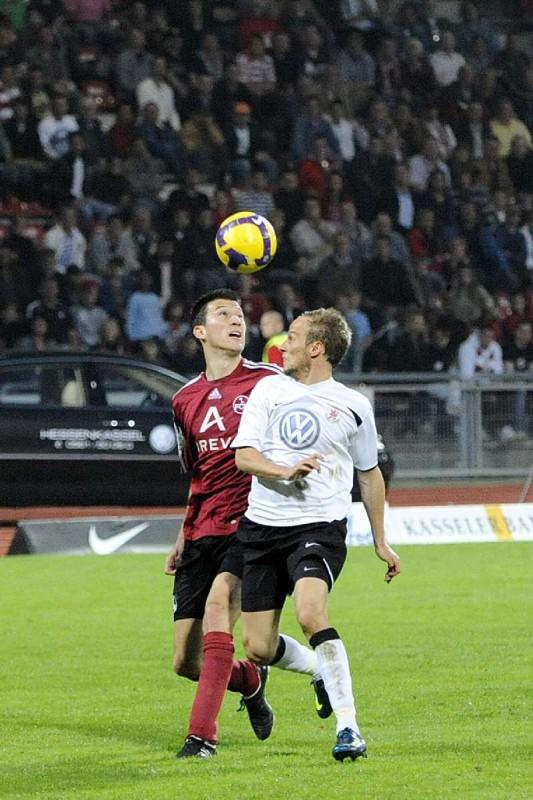 KSV Hessen - 1. FC N�rnberg II: Rene Ochs