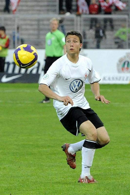 KSV Hessen - 1. FC N�rnberg II: Florian Heussner