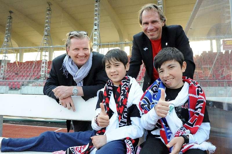 KSV Hessen - 1. FC N�rnberg II: Jens Rose