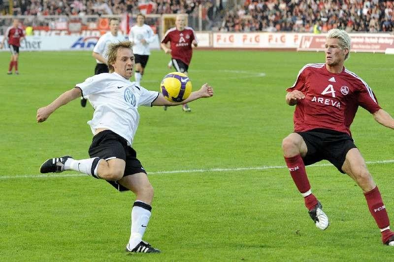 KSV Hessen - 1. FC N�rnberg II: Dennis Tornieporth