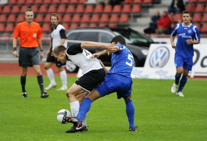 KSV Hessen Kassel - FC Bayern Alzenau: Thorsten Bauer