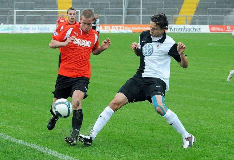 KSV Hessen Blitzturnier: Marcel Stadel