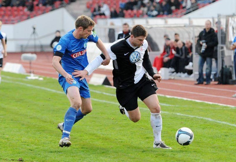 KSV Hessen - Stuttgarter Kickers: Thomas Brechler