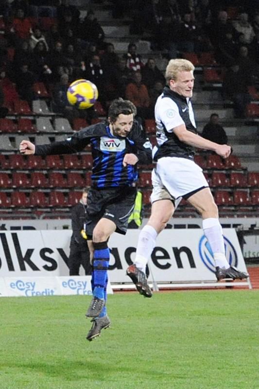 KSV Hessen - SpVgg Weiden: Sebastian Gundelach