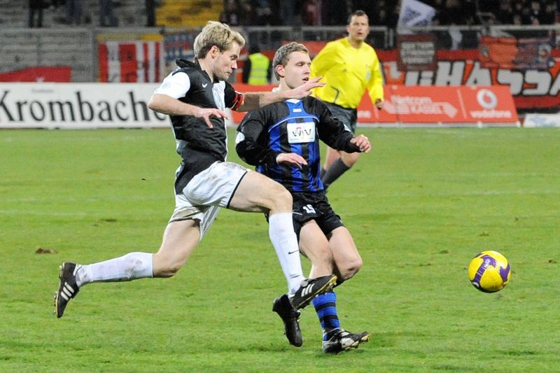 KSV Hessen - SpVgg Weiden: Enrico Gaede