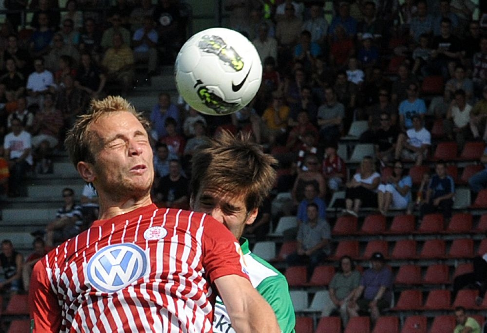 KSV Hessen - Greuther F�rth II: Dennis Wehrendt