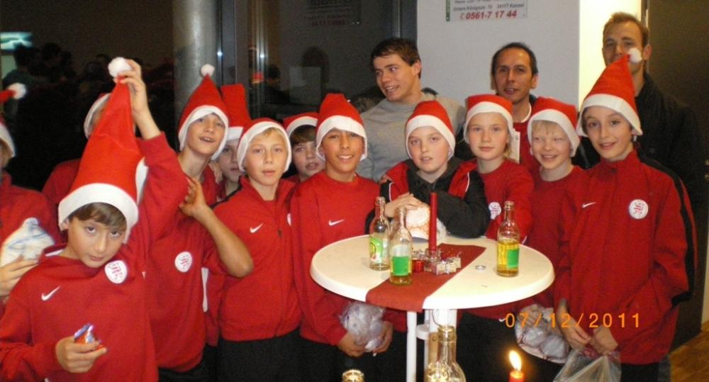 KSV Nachwuchs feiert Weihnachten 2011 3