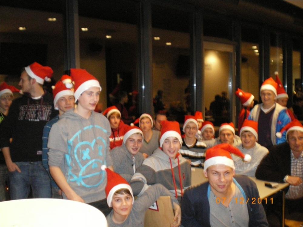 KSV Nachwuchs feiert Weihnachten 2011 4