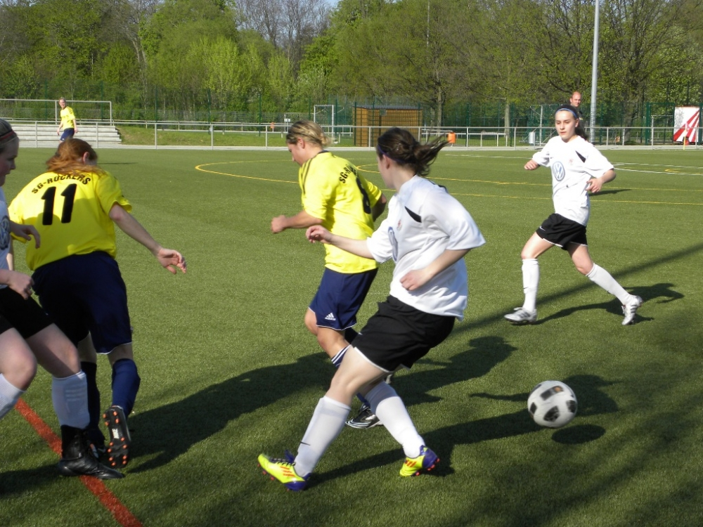 KSV Frauen - SG R�ckers 7