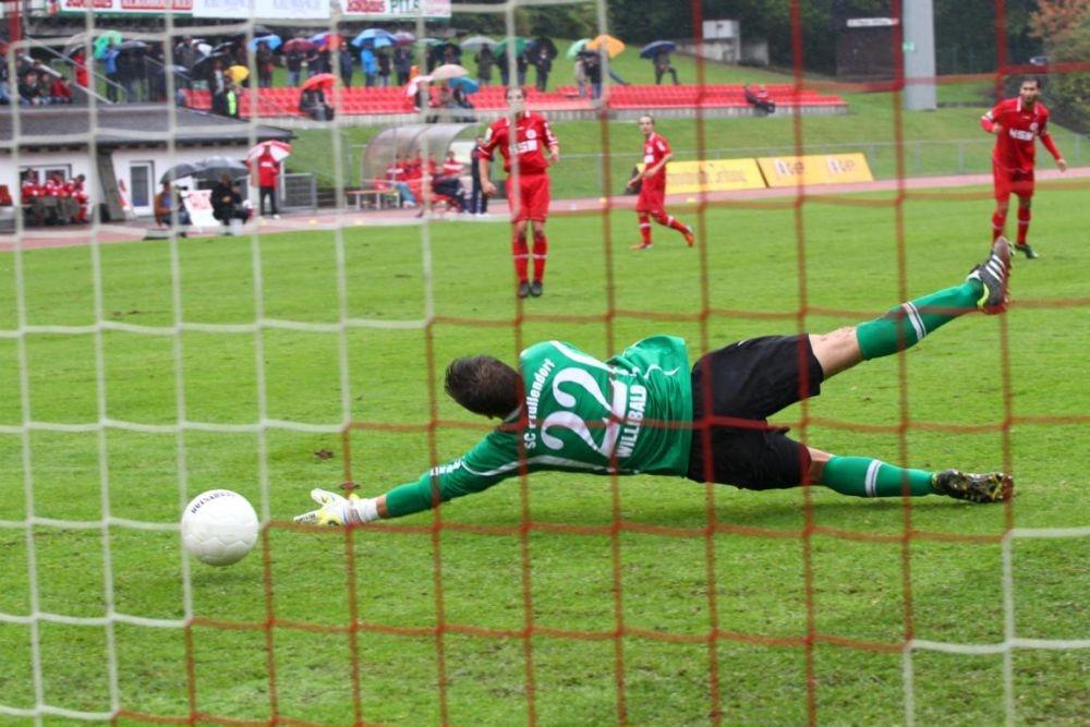 SC Pfullendorf - KSV Hessen