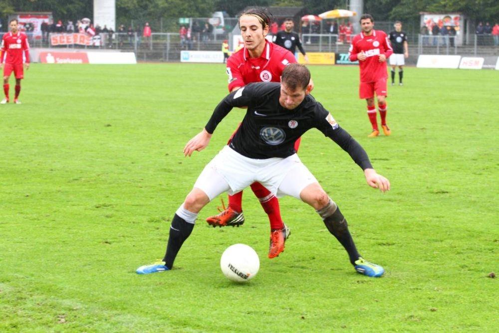 SC Pfullendorf - KSV Hessen: