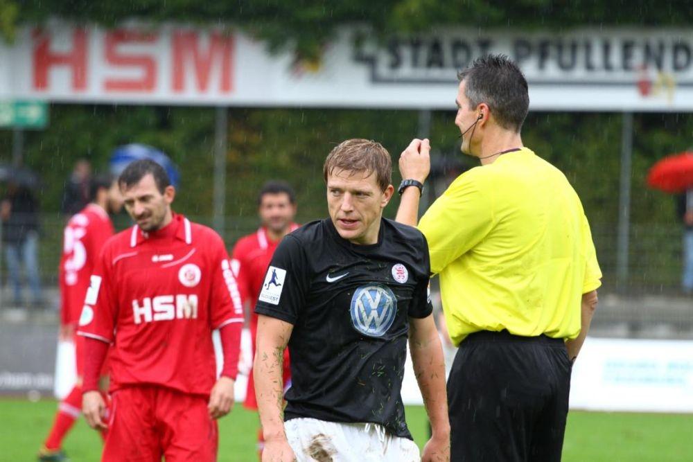 SC Pfullendorf - KSV Hessen: Andreas Mayer
