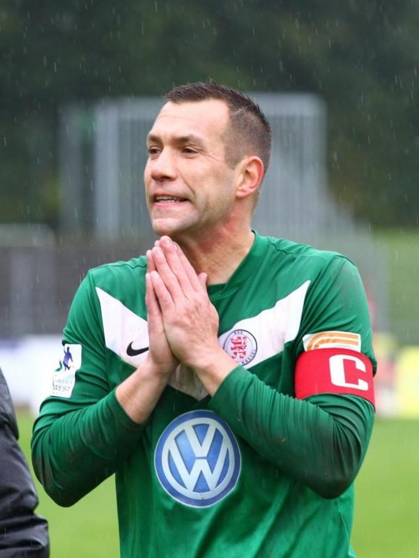 SC Pfullendorf - KSV Hessen: Carsten Nulle