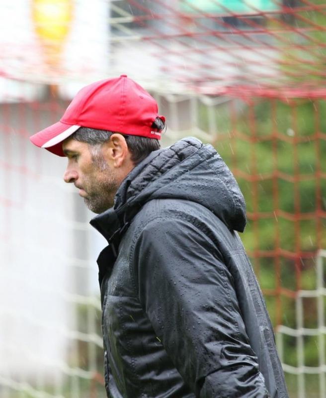 SC Pfullendorf - KSV Hessen: Uwe Wolf