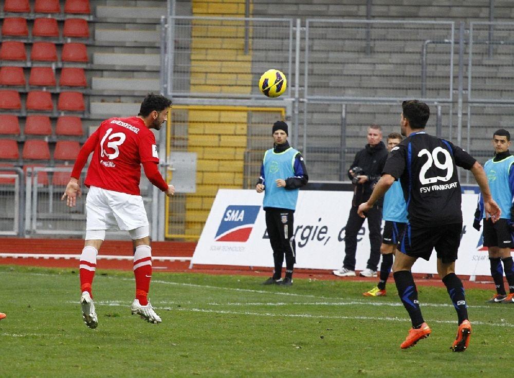 Pinheiro k�pft das 2:0