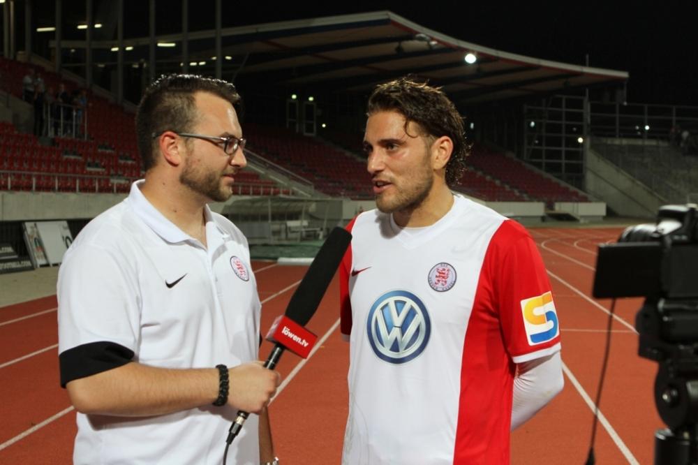 L�wen TV und Sqipon Bektashi