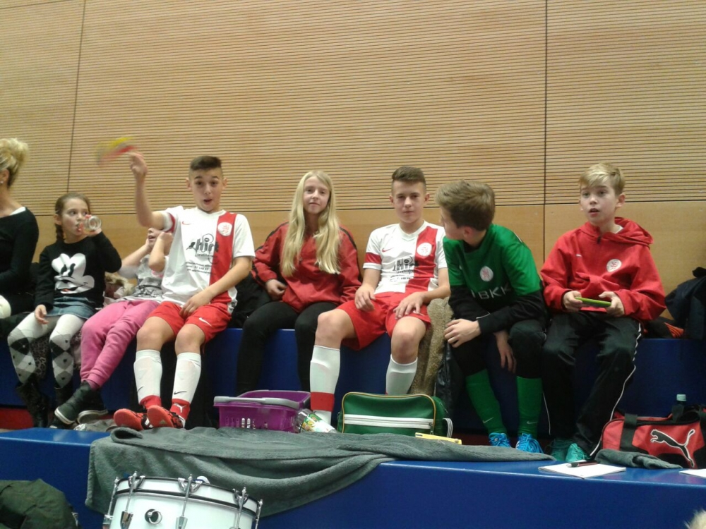 U13 Futsalmeisterschaften2014