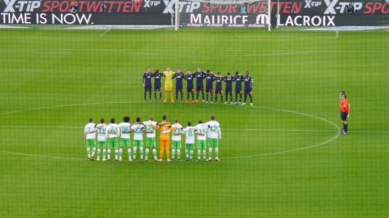 U10 zu Gast beim VFL Wolfsburg und Julian Draxler