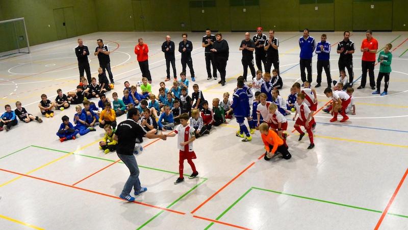 1. Advent Cup in Schauenburg