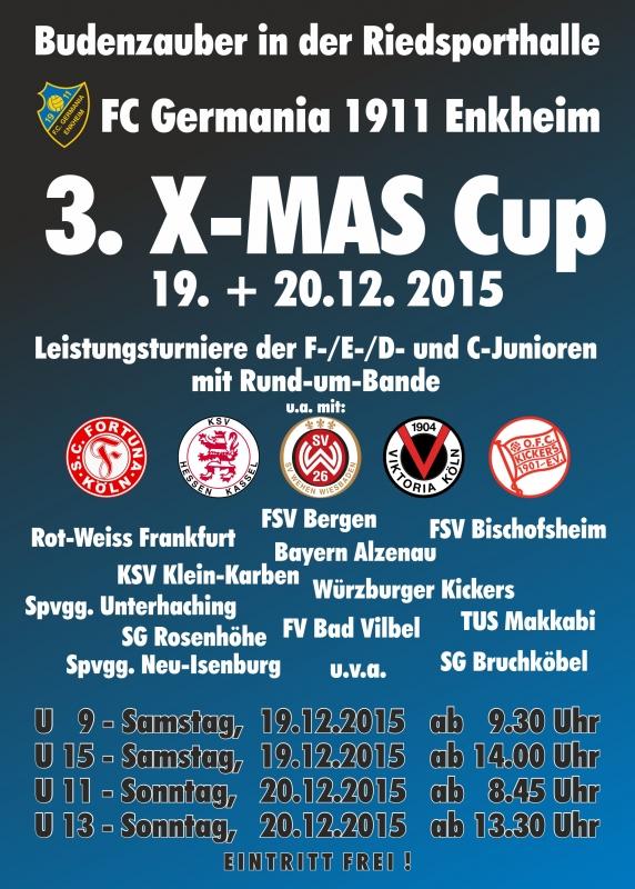 3. XMas Cup in Frankfurt U13