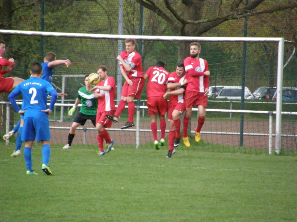 U23 - TSV Lehnerz