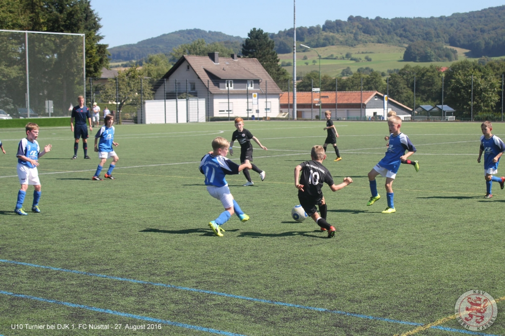 U10 Turnier 1.FC N�sttal