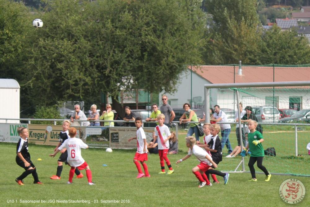 JSG Nieste / Staufenberg - U10