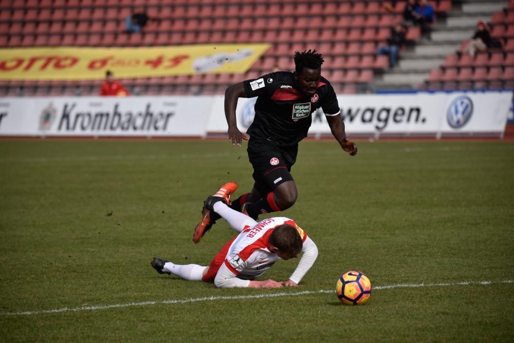 KSv Hessen Kassel - FC Kaiserslautern ii: Sebastian Schmeer