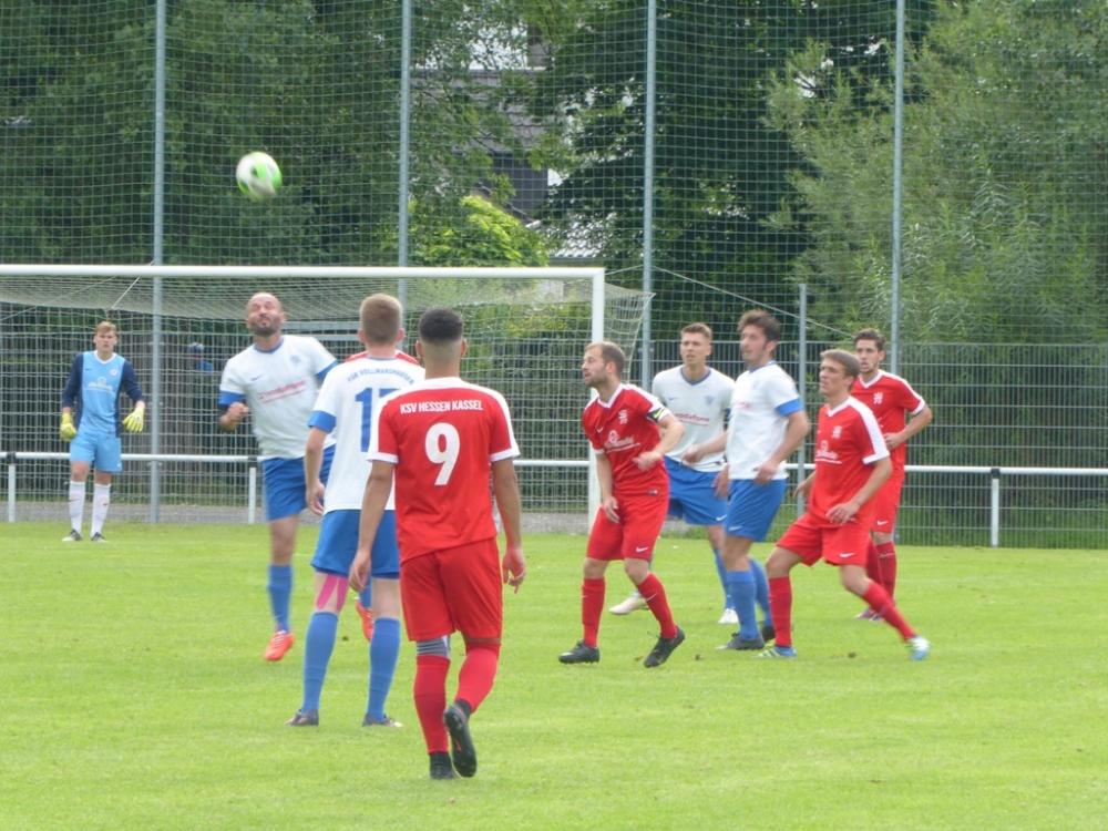 TSV Vollmarshausen - U23