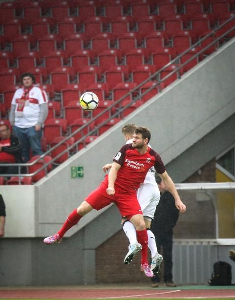 KSV Hessen Kassel - VfB Stuttgart II