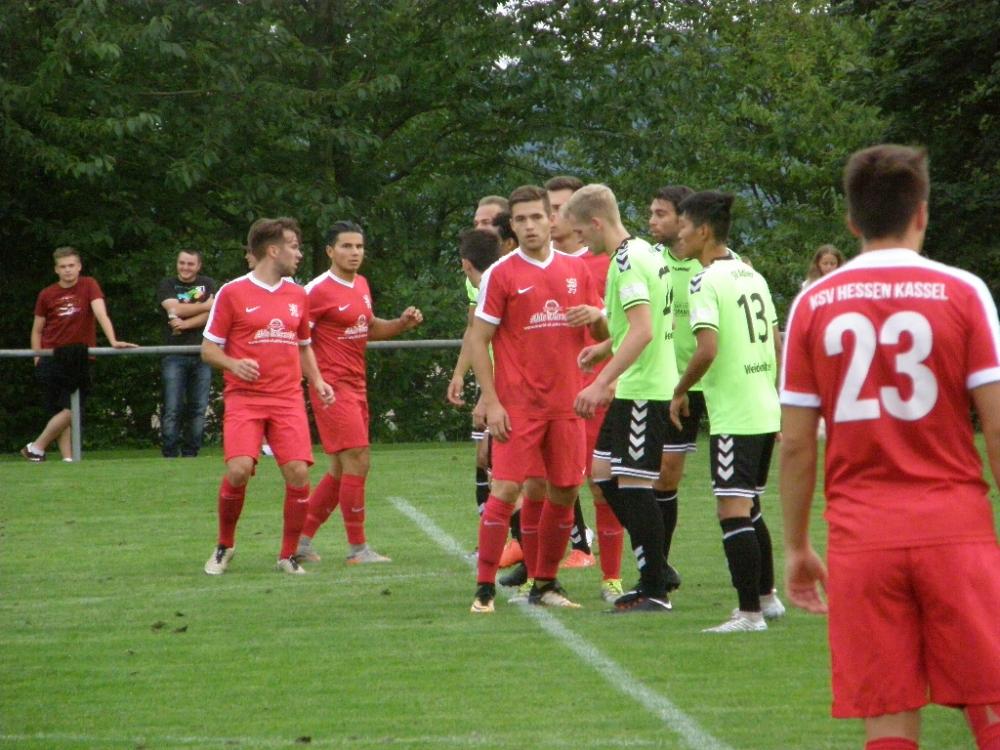 Weidenhausen - U23
