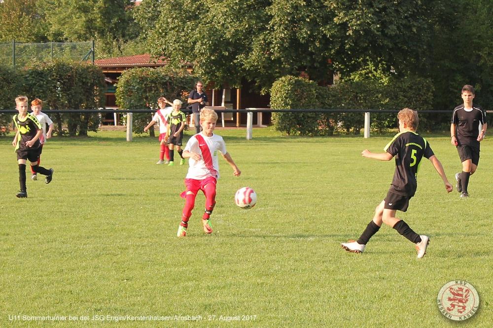 U11 Turnier JSG Englis / Kerstenhausen / Arnsbach