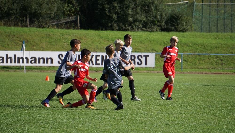 U12 Nachwuchscup Salzgitter