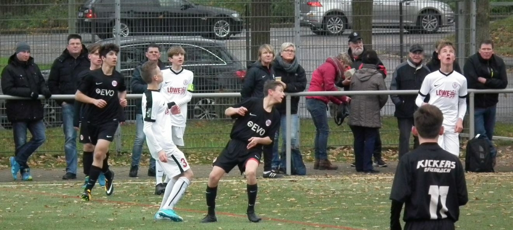 U15 - Kickers Offenbach