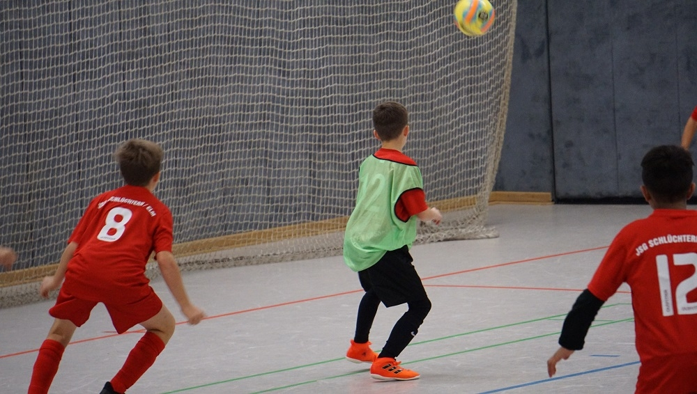 U12 bei U13 Turnier Steinau an der Strasse