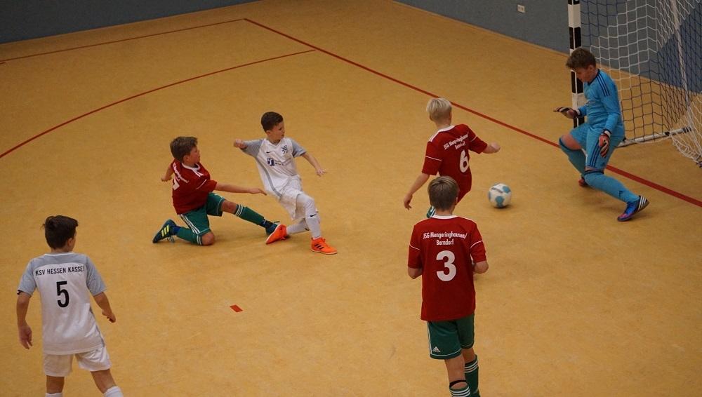 U12 Turnier Volkmarsen (nachmitags)