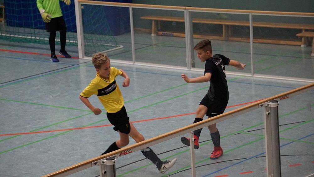U12/13 bei U13 Turnier Wolfenbüttel