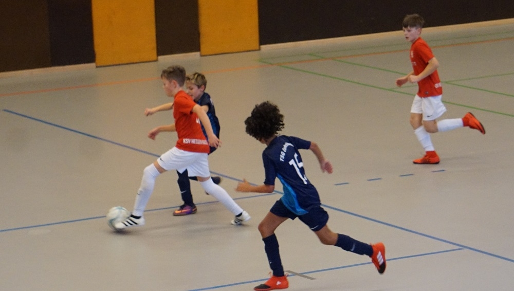 U12 Hallenkreismeisterschaft Vorrunde Niestetal