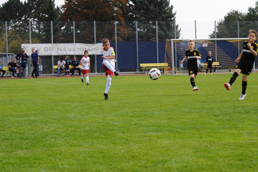 U9 internationales Turnier FV Neunhain 08